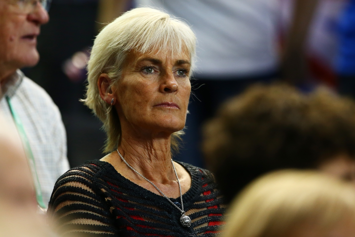 Judy Murray has resigned from her position