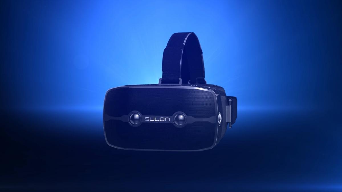 sulon-Q-VR-headset-blue-light