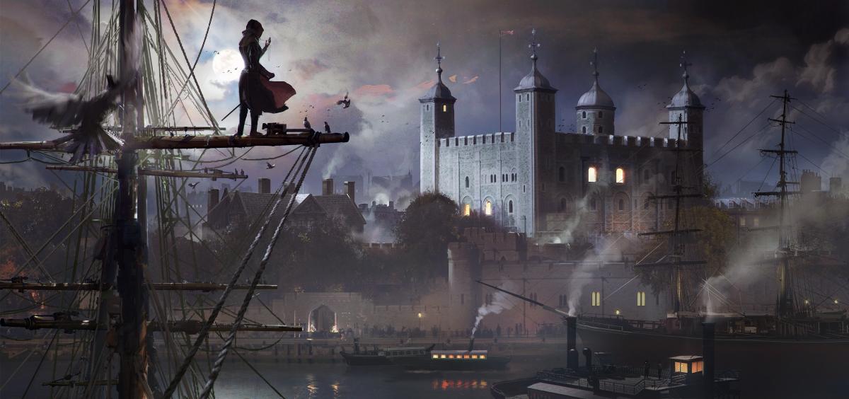 Making Assassin S Creed Syndicate Ubisoft Quebec On Bringing