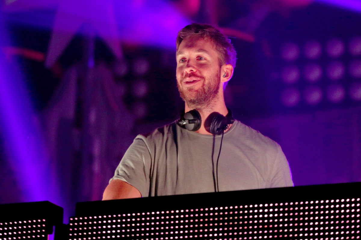 Calvin Harris Wireless