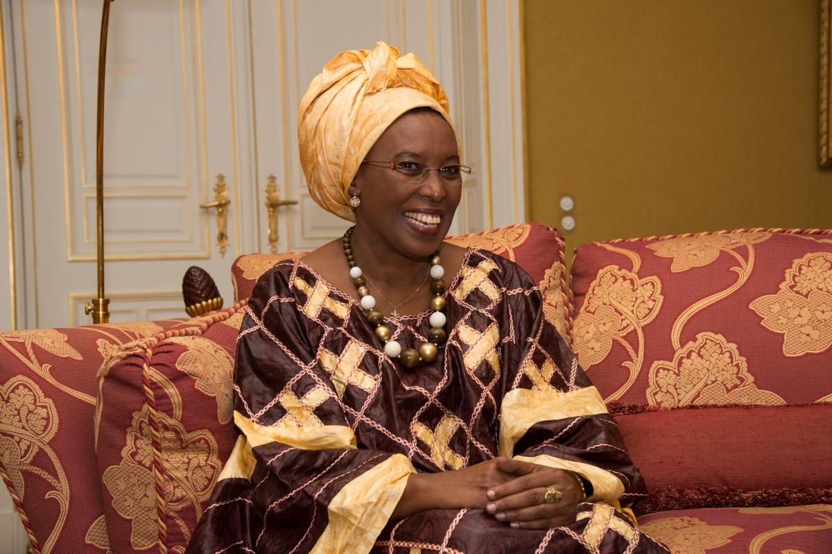 Marguerite Barankitse Burundi