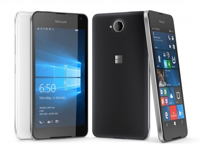 Firmware update for Lumia 650