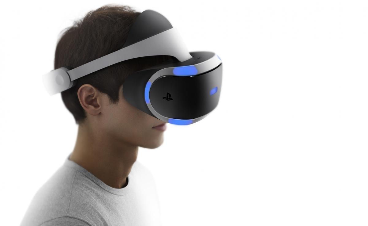 PlayStation VR PSVR