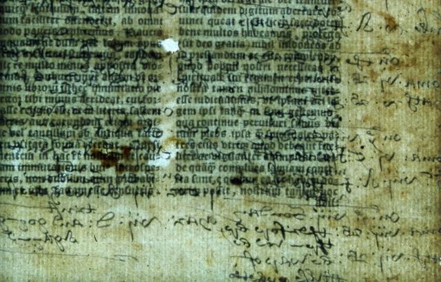 Henry VIII bible