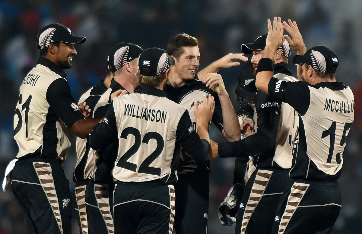 What Happened In New Zealand Image: India Vs New Zealand, T20 World Cup 2016 As It Happened
