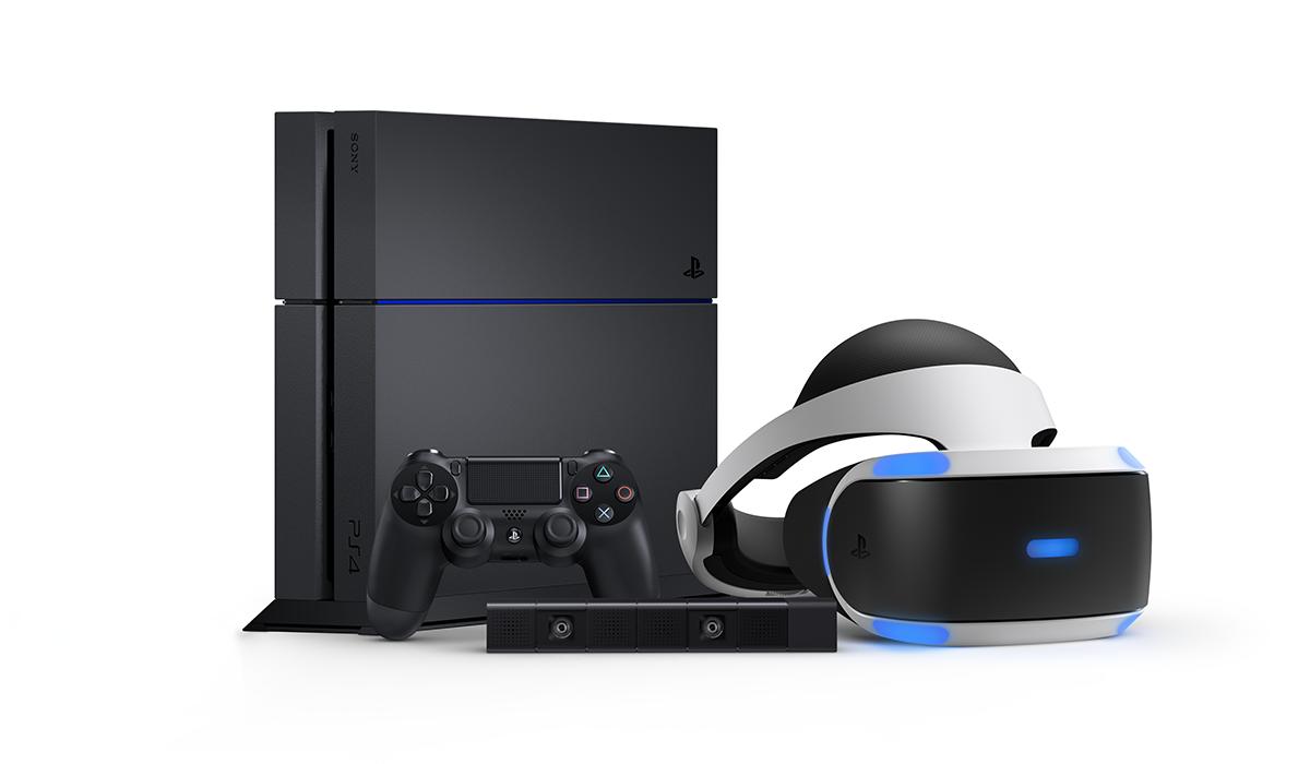 PS4 PlayStation VR Camera
