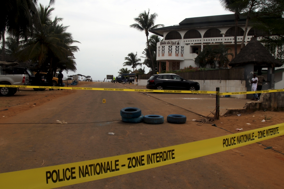 Grand Bassam, Ivory Coast