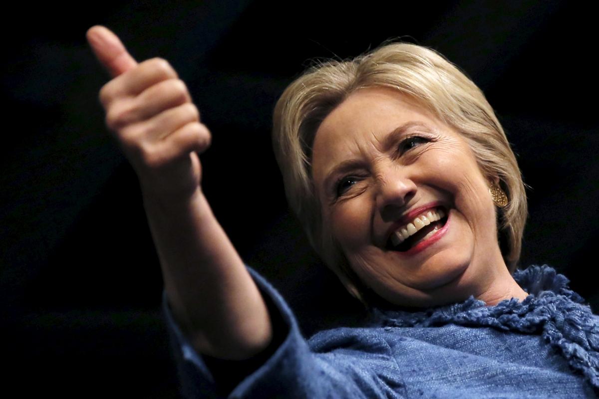 Hillary Clinton Super Tuesday