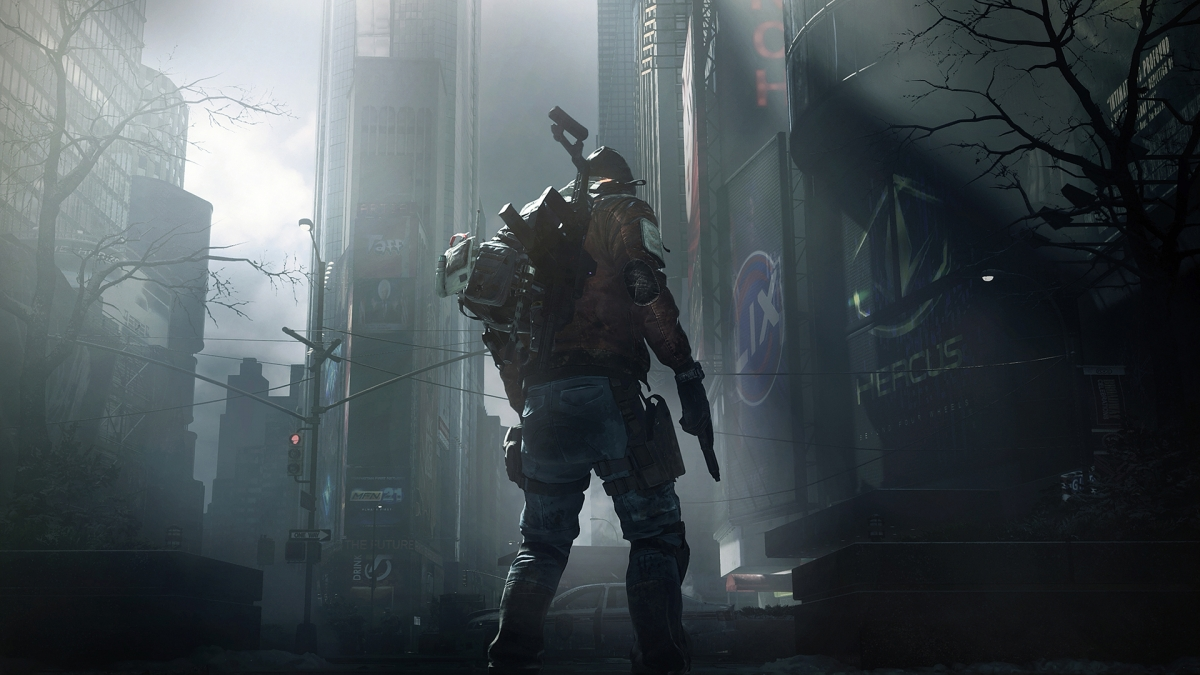 The Division Time Sqaure Screenshot