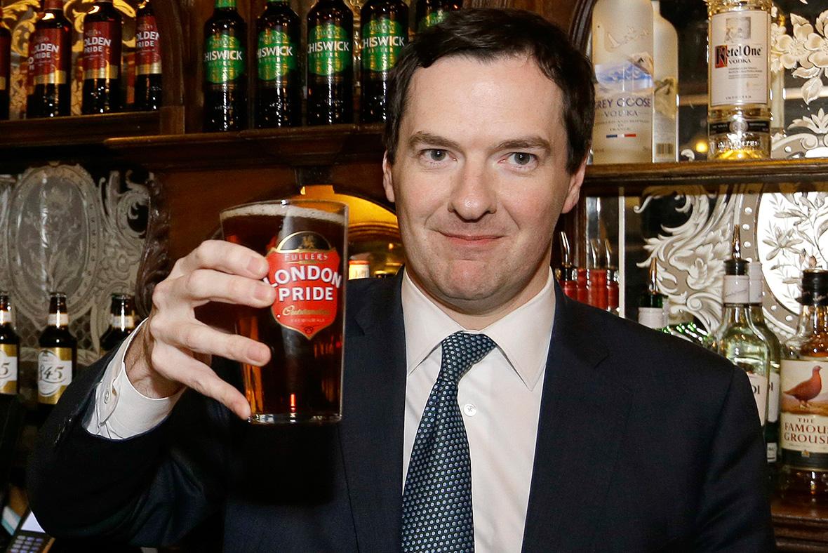 Budget 2016 Osborne