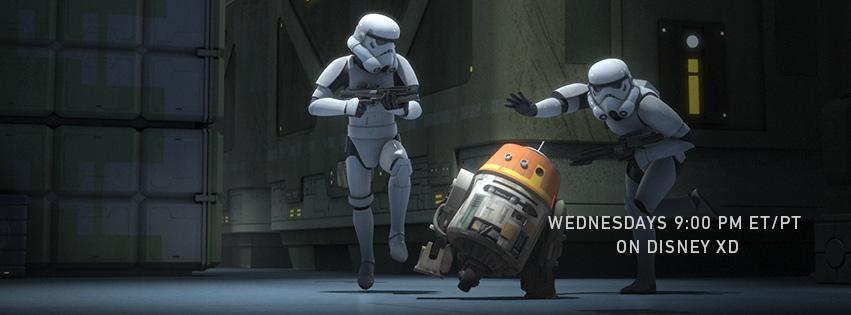 Star Wars Rebels season 2 episode 19