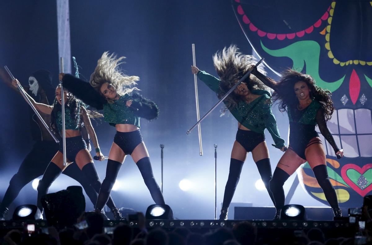Little Mix tour