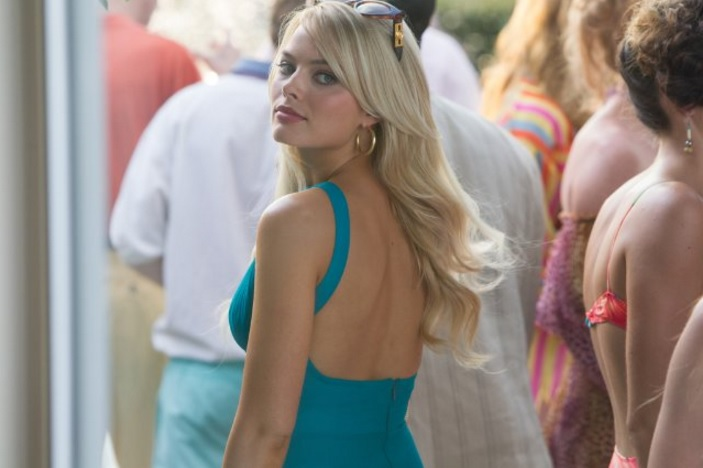 Margot Robbie in The Wolf Of WallStreet