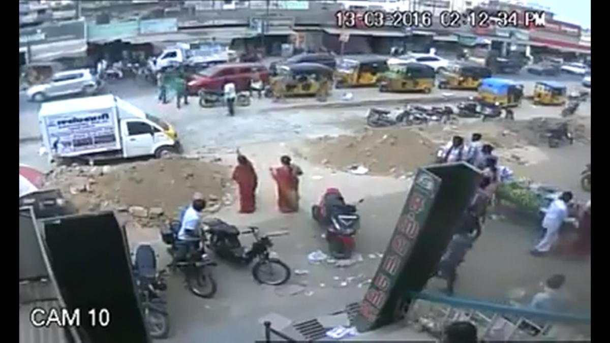 Tamil Nadu Dalit honour killing Udumalapet