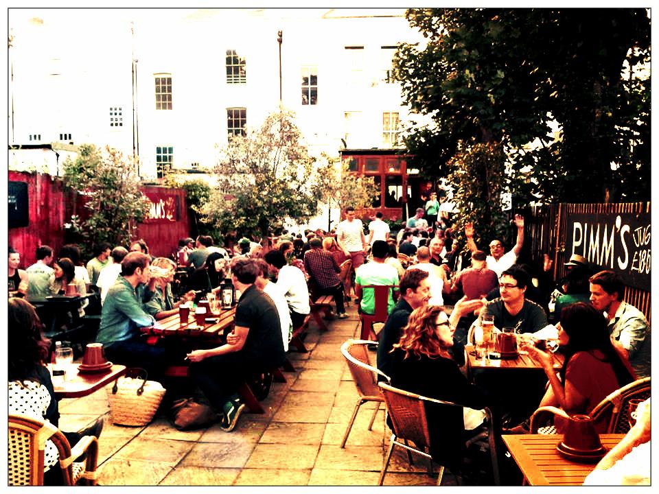 The best irish pubs in London