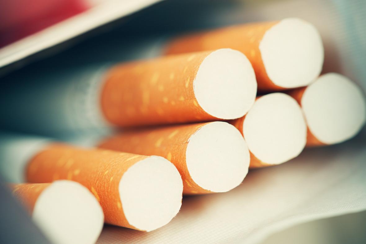 Autumn Statement 2016: cigarettes