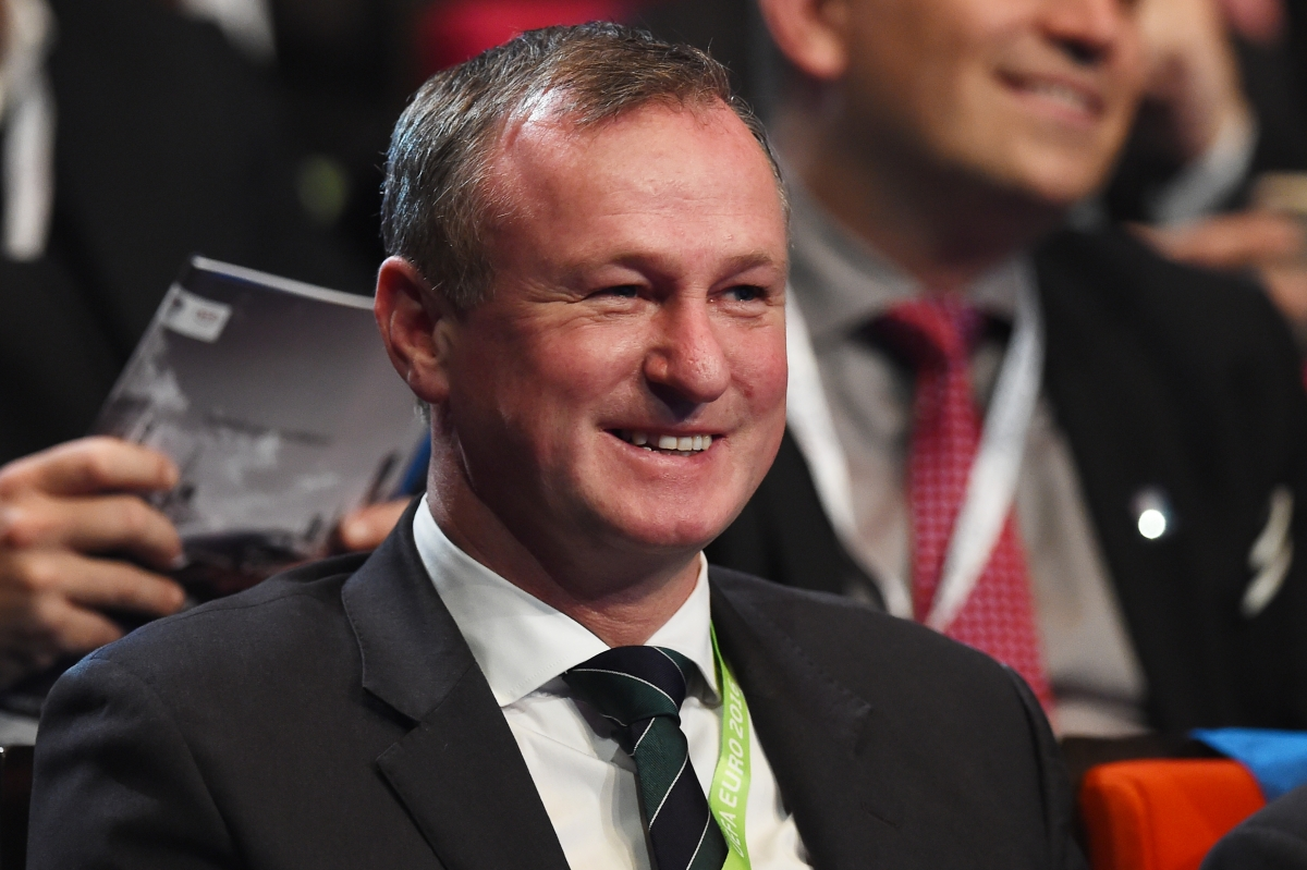 Michael O'Neill has agreed a new deal