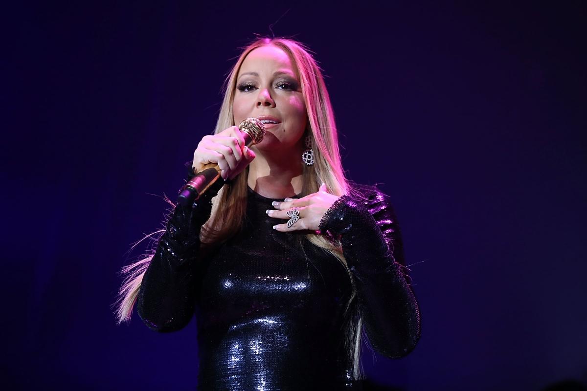 Mariah Carey tour