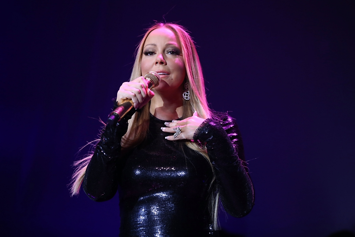Mariah Carey tour