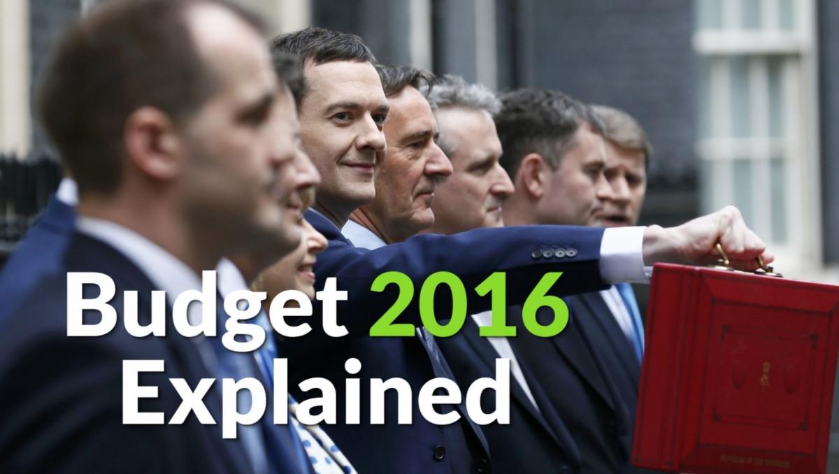 Budget 2016 Explained