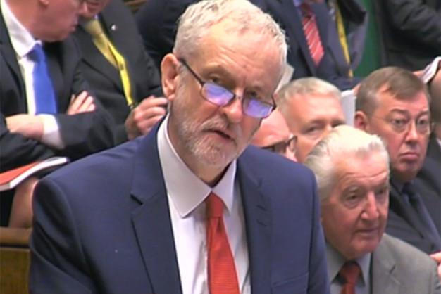 Budget 2016 Jeremy Corbyn