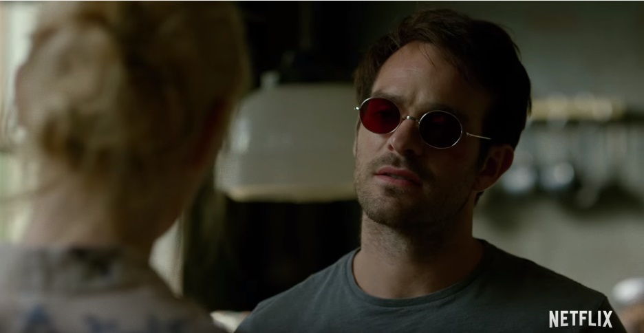 Charlie Cox in Daredevil