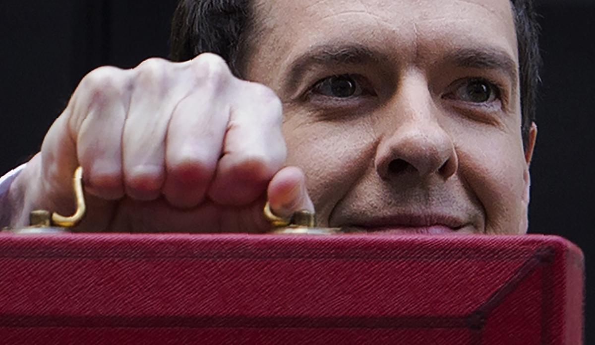 Osborne budget