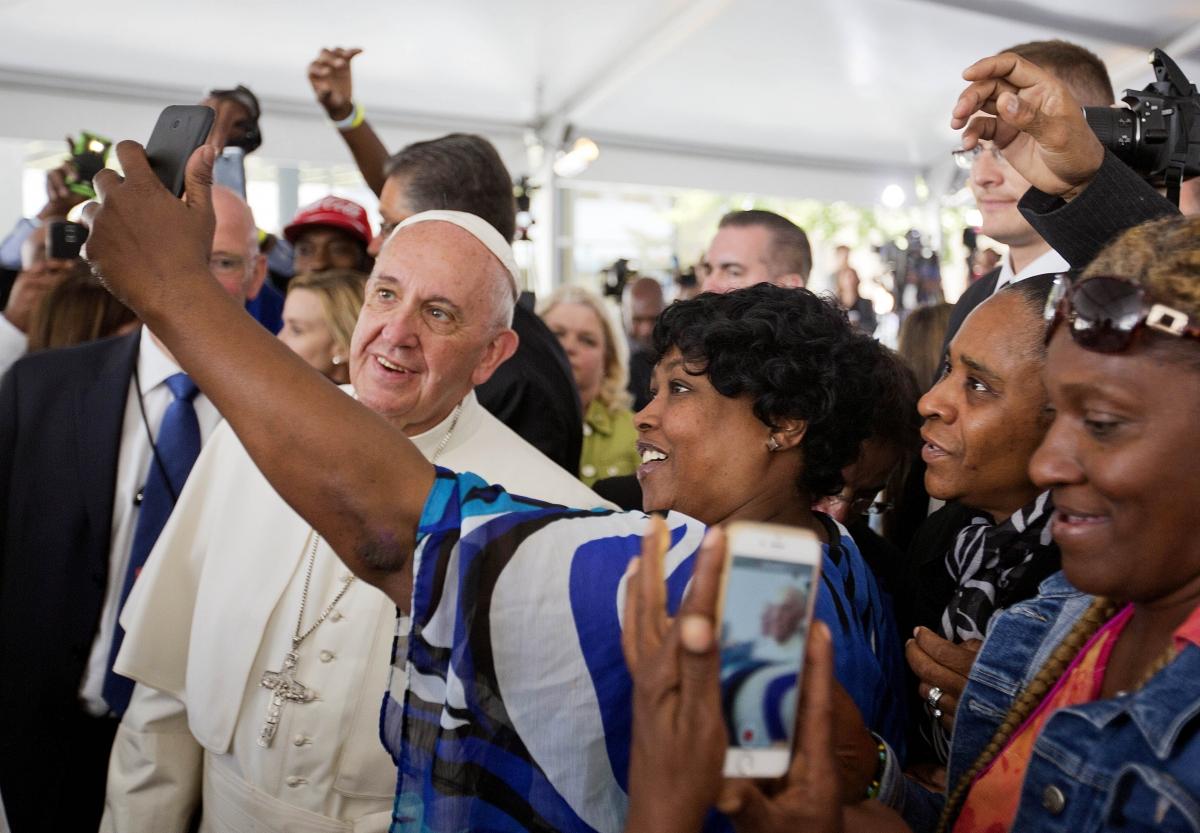 Pope Francis Instagram