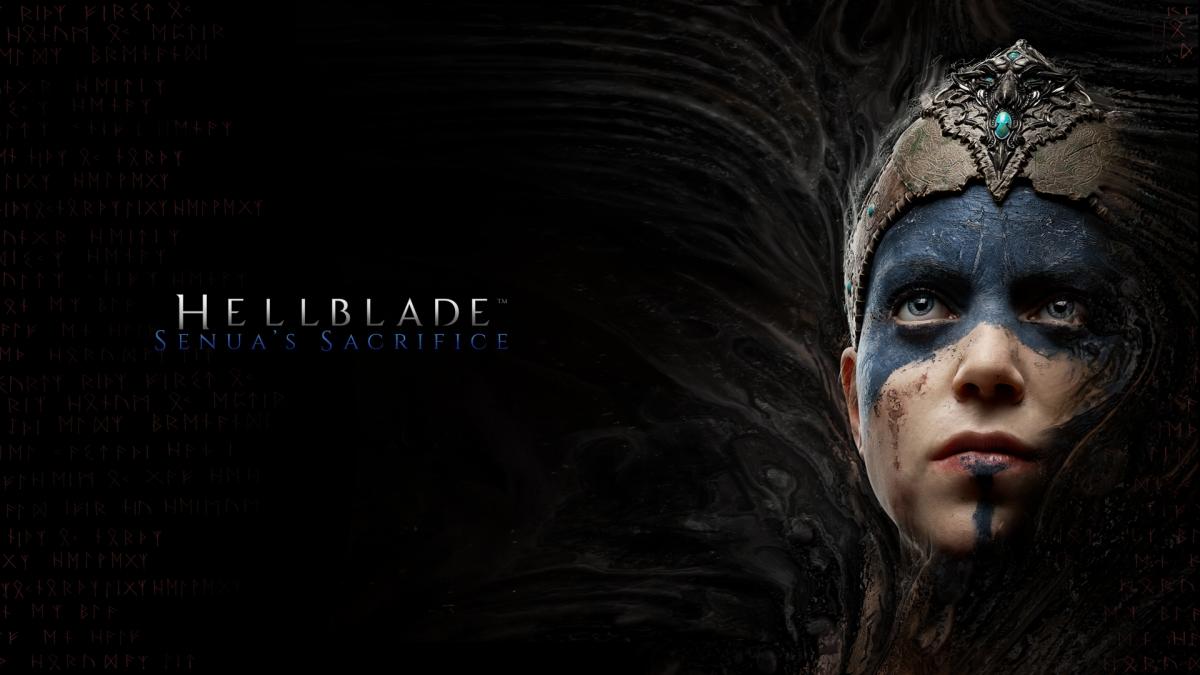 Hellblade: Senua's Sacrifice Poster