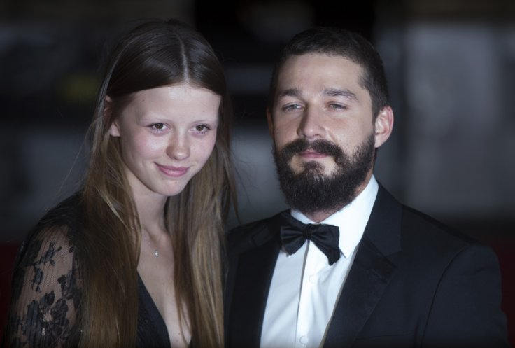 Shia LeBeouf and ex-wife Mia Goth reconcile two years after separating