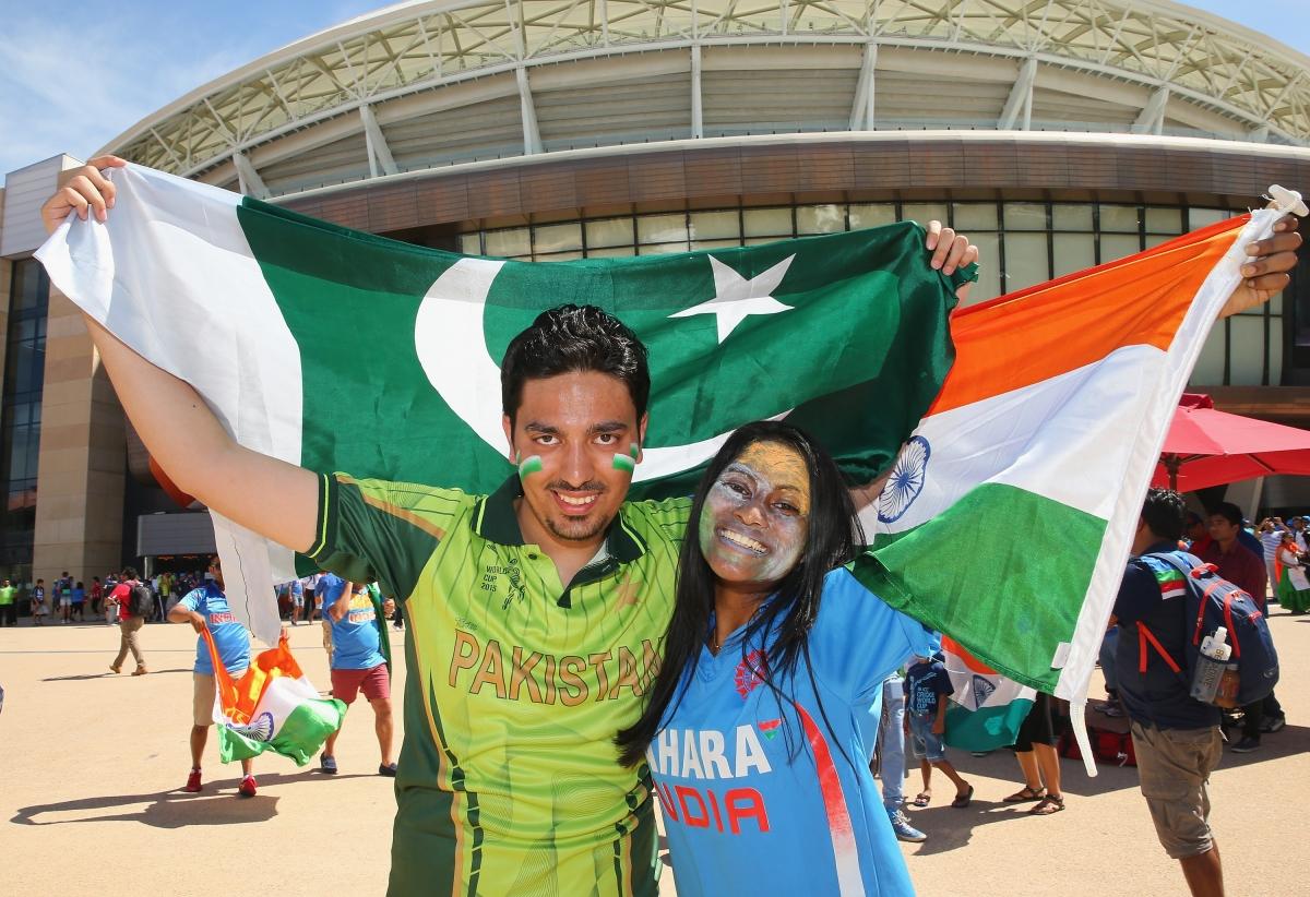 Pakistan India cricket match