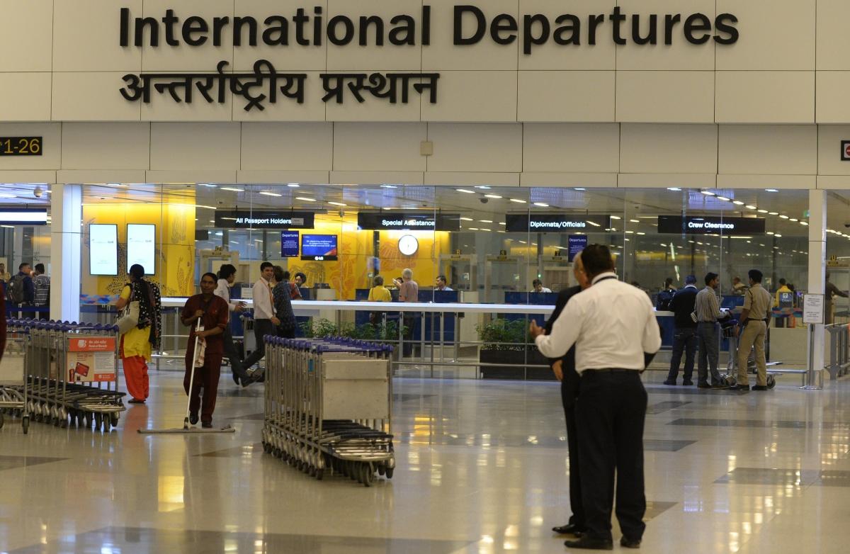 Delhi airprot