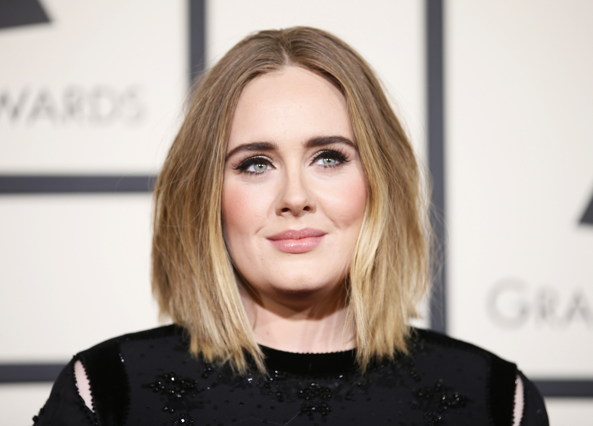 Adele record deal