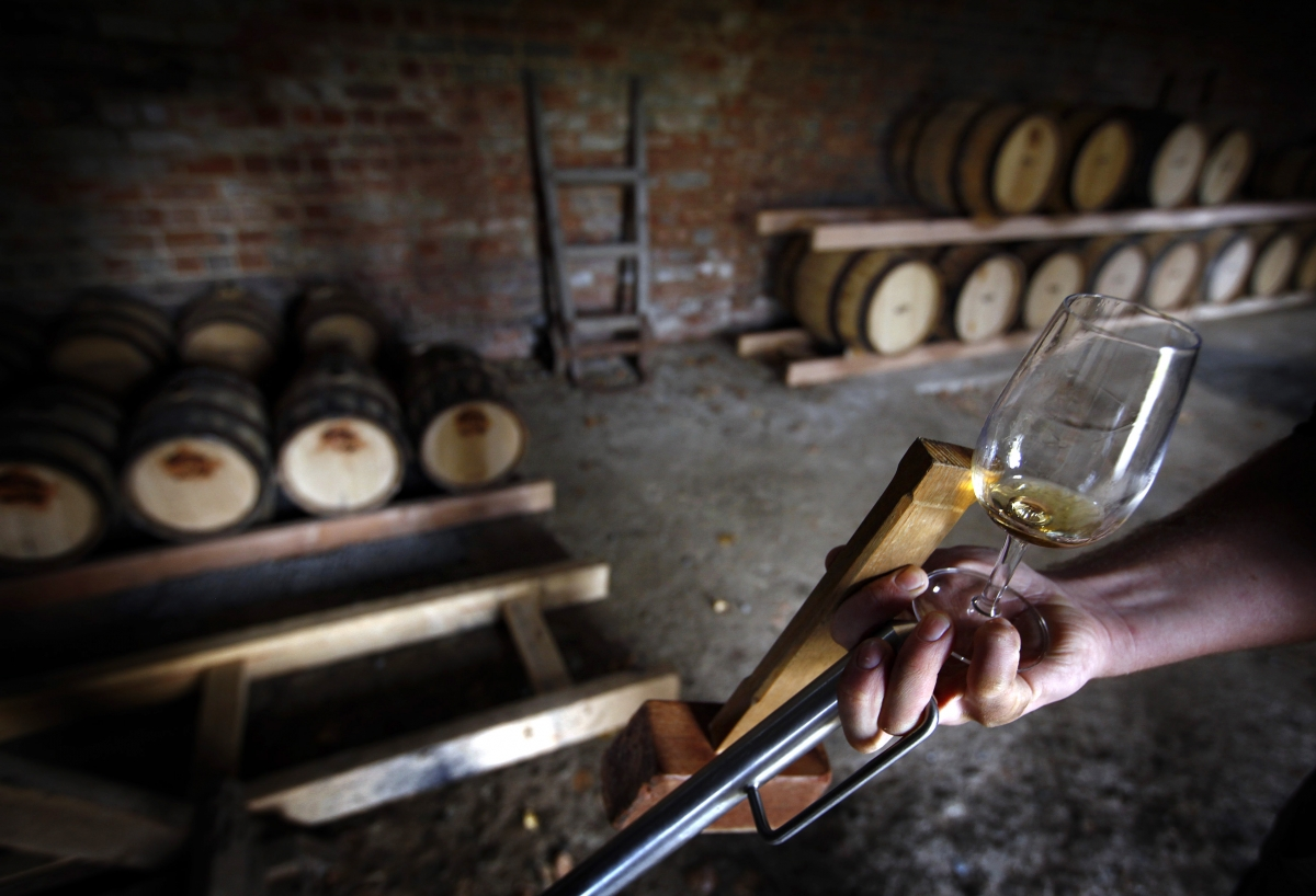 Scotland's whisky crown could be snatched by France, Bonial says