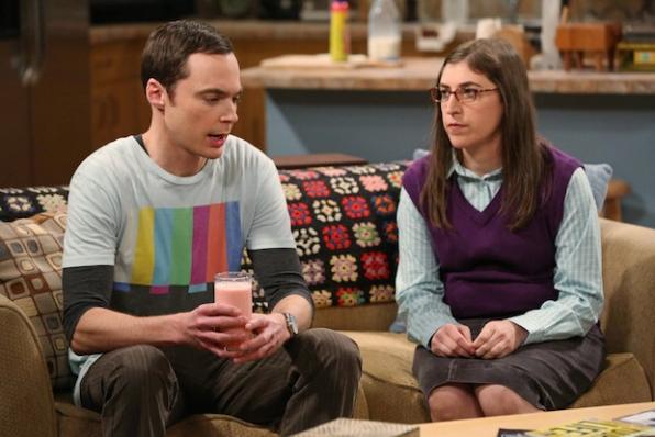 Big Bang Theory season 9 episode 19