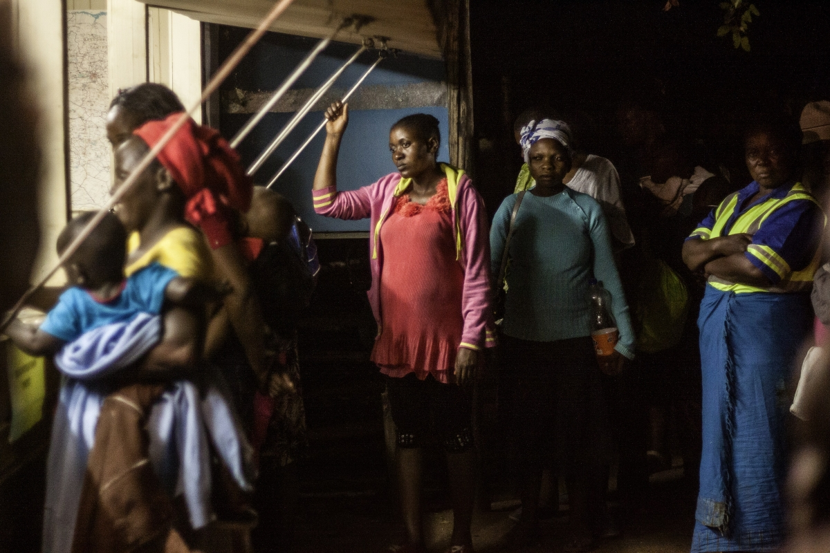 Zimbabwe human trafficking