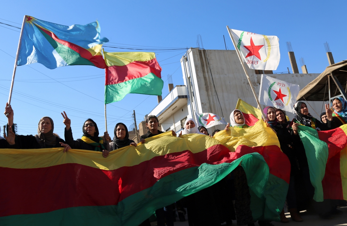 kurdish conflict regulation The nsa helped turkey kill the kurdish separatists that are now leading the   since the outbreak of its civil war, turkey's neighbor syria has become a   provide regulatory relief for some of the largest banks in the country.