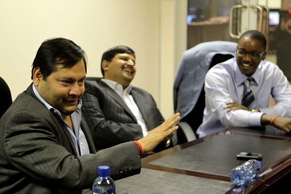 Gupta family South Africa