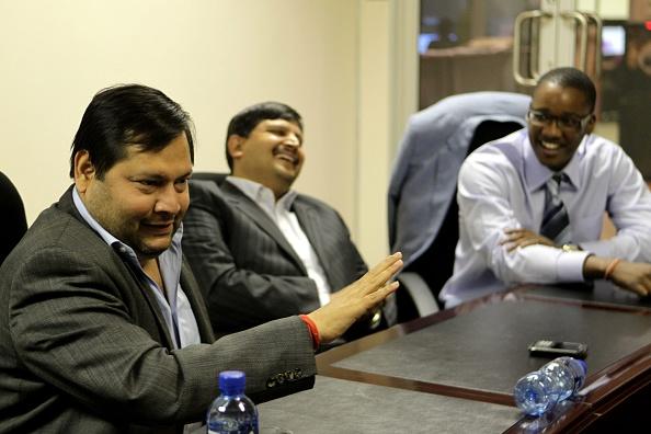 Gupta family South Africa