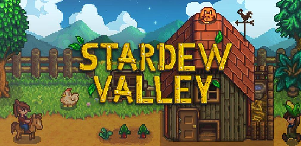 Stardew Valley Header
