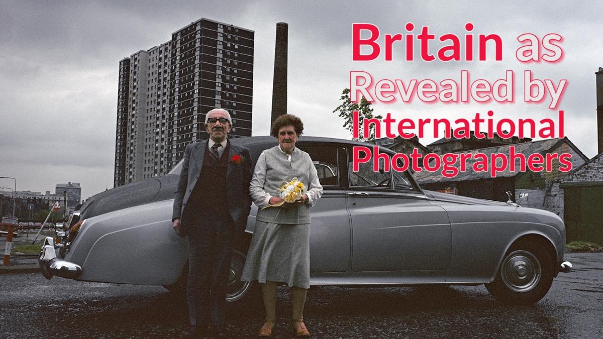 Britain revealed by International photographers