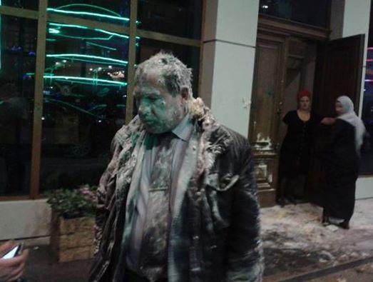 Igor Kalyapin Grozny attack