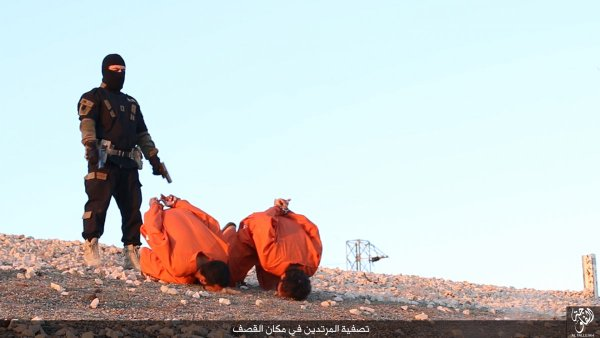 Islamic State execution