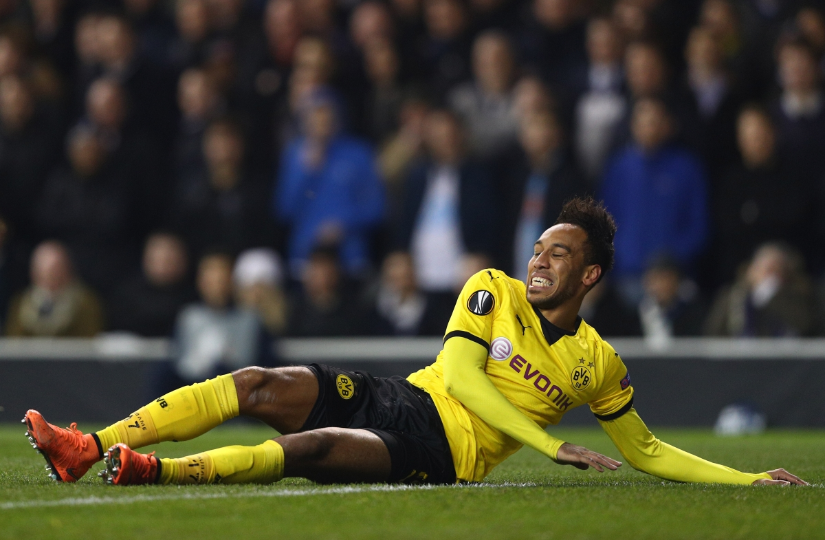 Pierre-Emerick Aubameyang impressed against Spurs