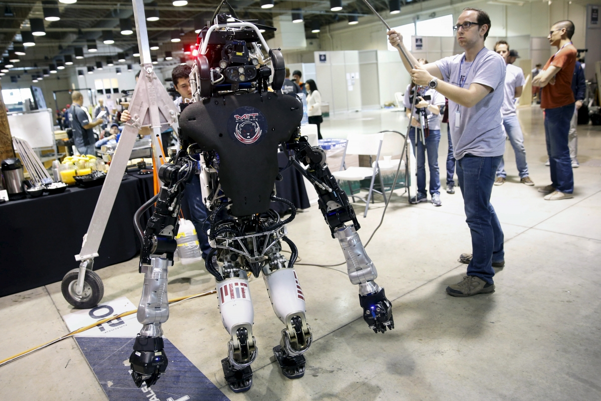 Boston Dynamics: Robotic creatures maker to be sold by Google