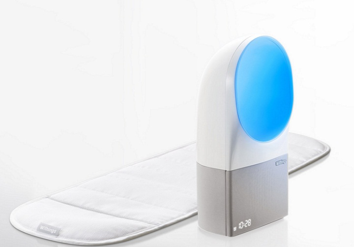 The Withings Aura