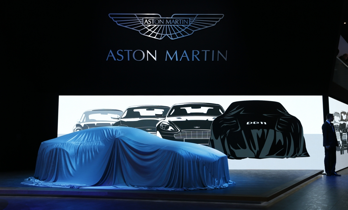 F1 2016: Aston Martin reenters sport and partners Red Bull to create a supercar