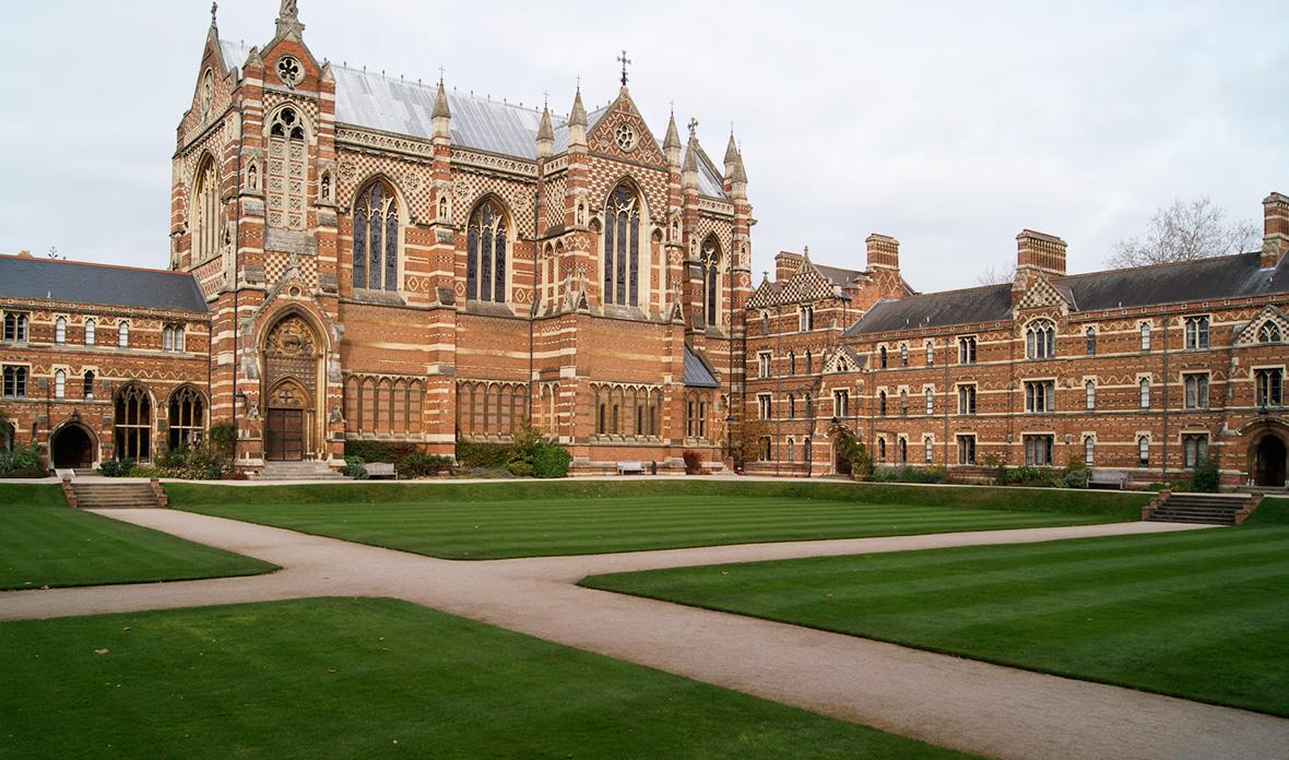 Top 10: University of Oxford