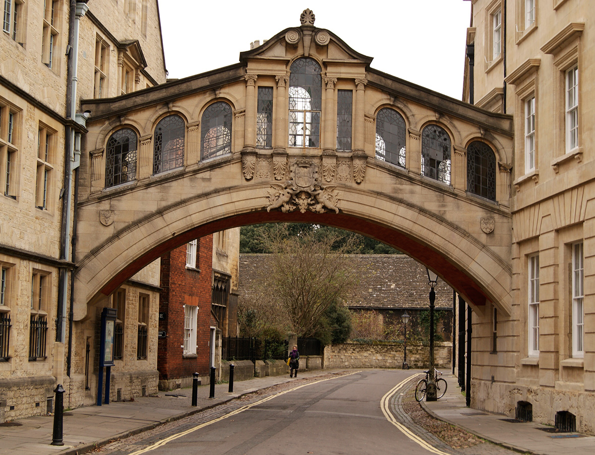 Top 10 University of Oxford