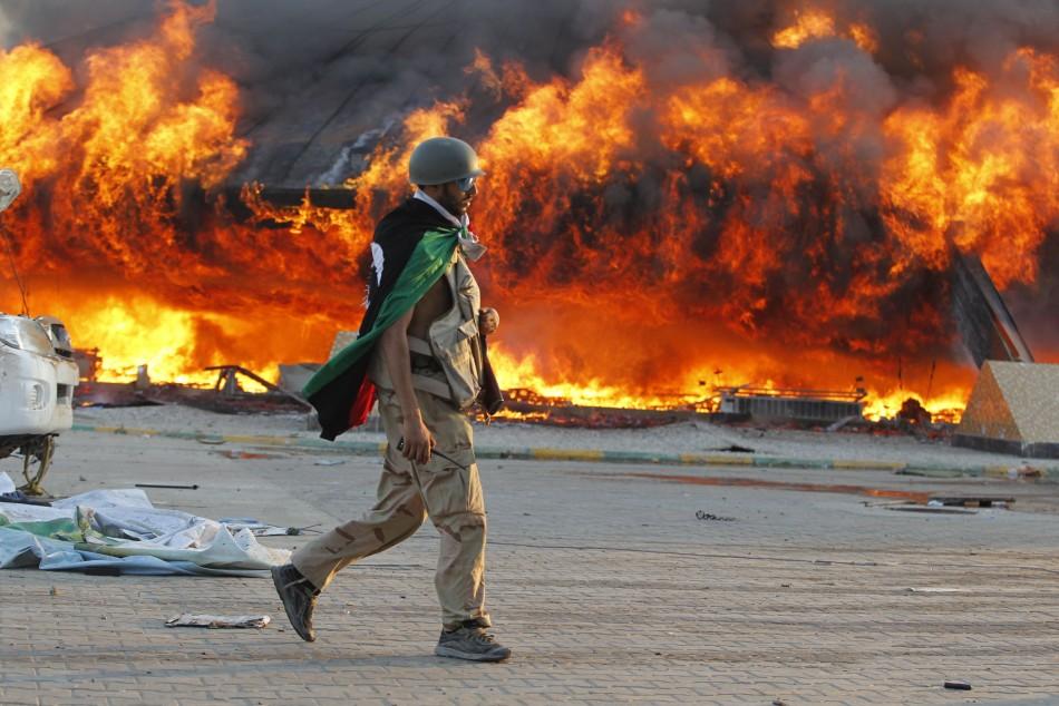 Libya: Fall of Tripoli